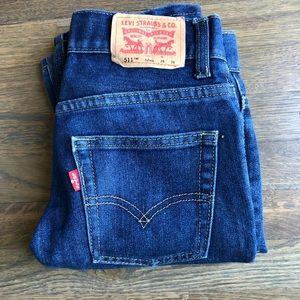 Levi's 511 Slim Jeans - Size 12 Regular